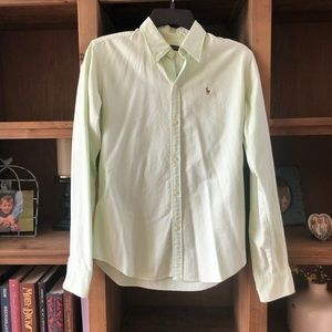 Ralph Lauren Oxford Button Up